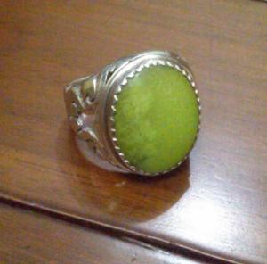 Memilih Perhiasan Batu Akik Fosfor