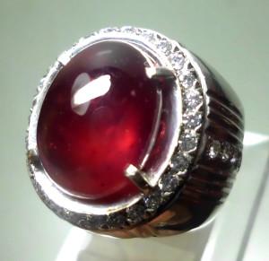 Manfaat Batu Akik Garnet
