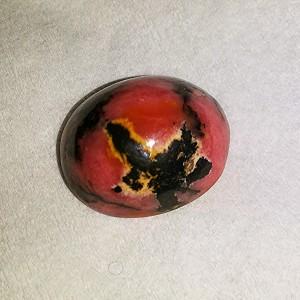 Inilah Batu Akik Borneo Merah Yang Sedang Naik Daun