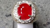Berburu Batu Akik Merah Delima Asli