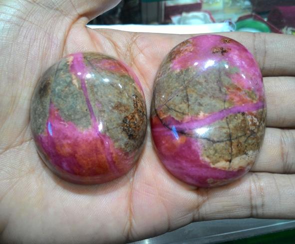 Kandungan Batu Akik Borneo Batik