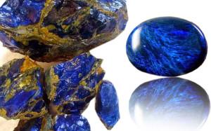 Batu Akik Blue Opal