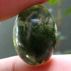 Batu Akik Badar Lumut Antik