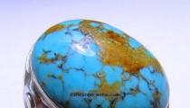 Manfaat Batu Akik Pirus Biru Urat Emas Dan Cara Merawatnya