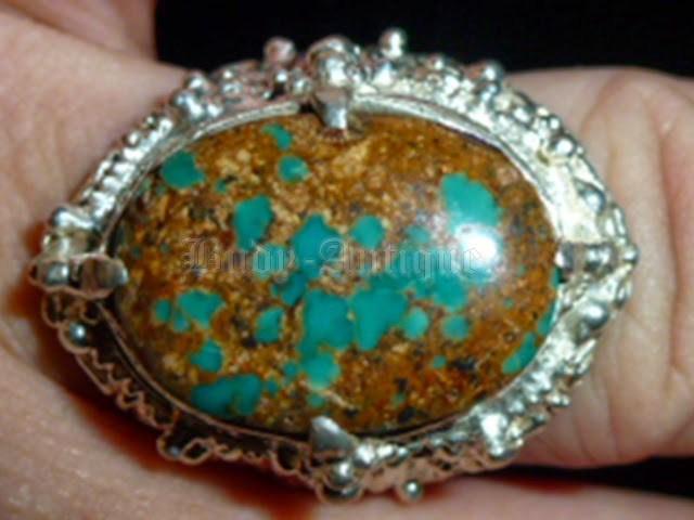 Mengenal Batu Akik Pirus Emas