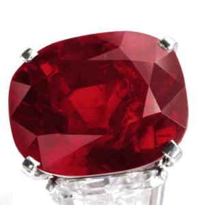 Ruby Prices Continue to Increase Sunrise Ruby Ring