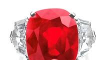 Sunrise Ruby, Batu Cincin Paling Mahal Didunia