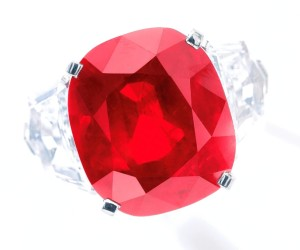 Sunrise Ruby - the Worlds Most Expensive Ruby