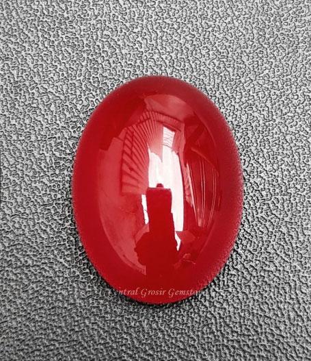 Batu Akik Natural Red Baron Grade AAA