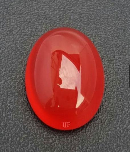Red Raflesia Kristal Kaca