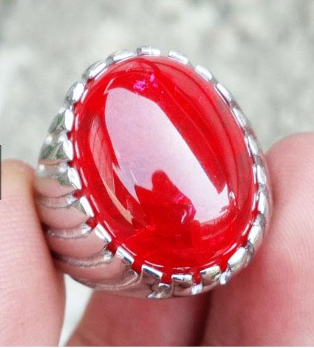 batu merah siam retak seribu asli